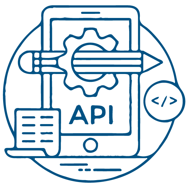whiz it services front end technologies api