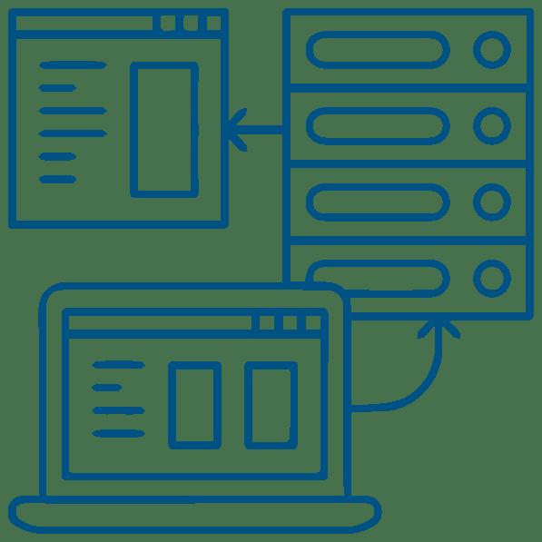 whiz it services front end technologies api