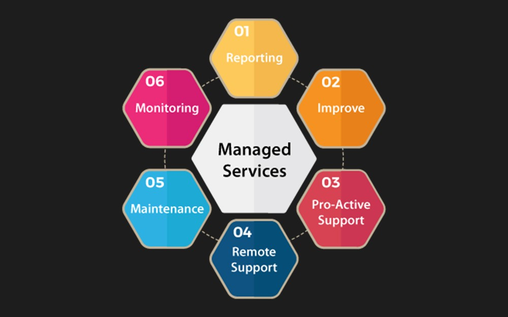 whizit services Managed services and support
